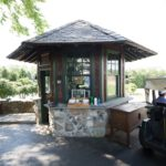 Gazebo at the Golf Club